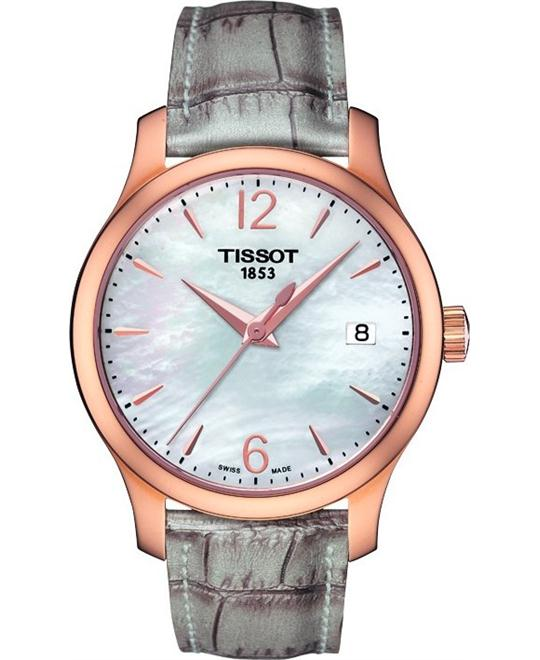 TISSOT T-Trend Tradition T063.210.37.117.00 Watch 33mm