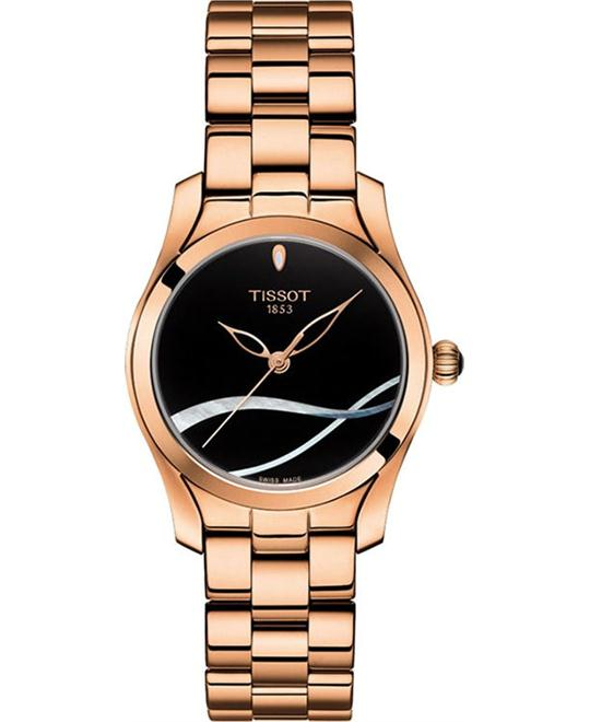 Tissot T-Wave T112.210.33.051.00 Watch 30mm