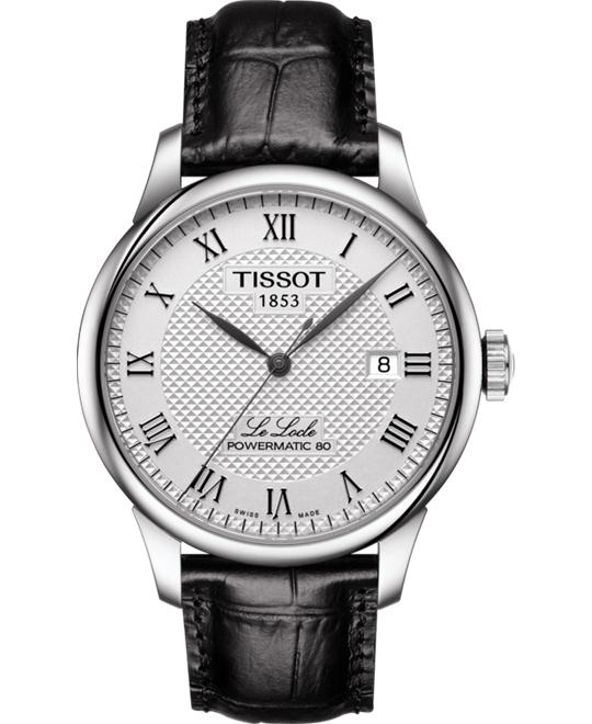 TISSOT T006.407.16.033.00 Le Locle Watch 39.3mm