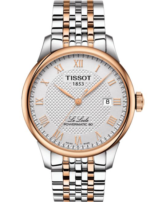 Tissot Le Locle T006.407.22.033.00 Watch 39.3mm