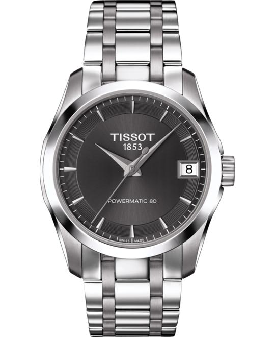 TISSOT T035.207.11.061.00 COUTURIER POWER 80 LADY