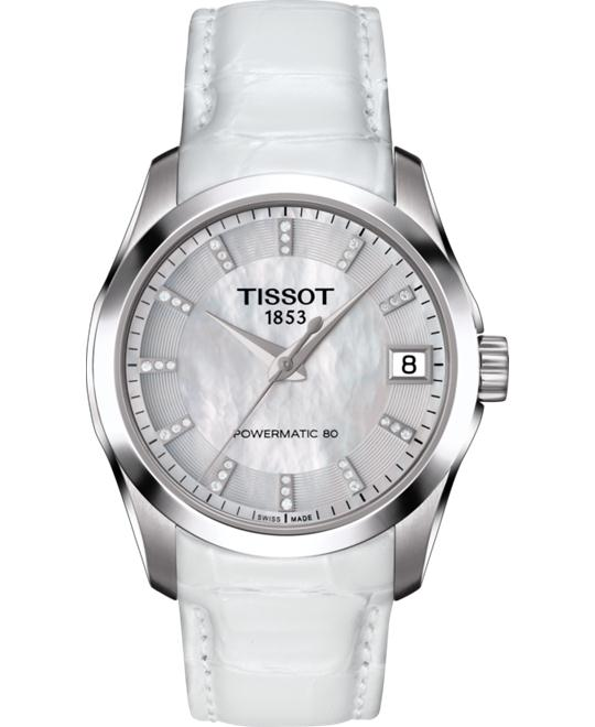 TISSOT T035.207.16.116.00 COUTURIER POWER 80 LADY