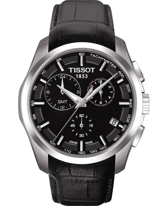 TISSOT T035.439.16.051.00 COUTURIER GMT 41mm