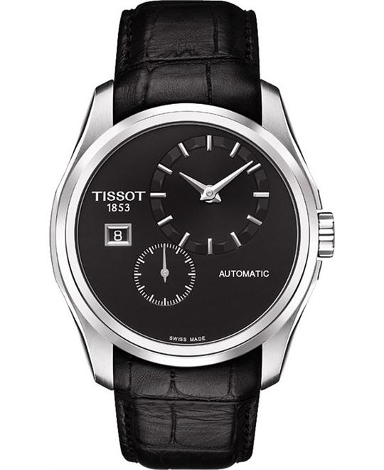 Tissot T0354281605100 Couturier Automatic Watch 39mm