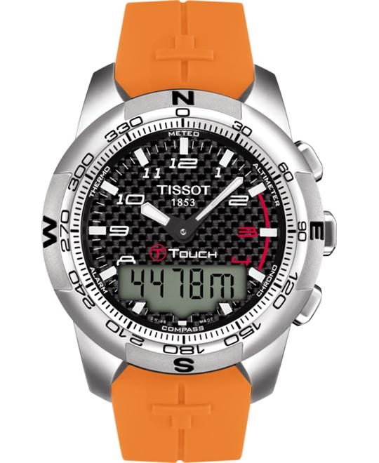TISSOT T-TOUCH II T047.420.47.207.01 TITANIUM Watch 42.3mm