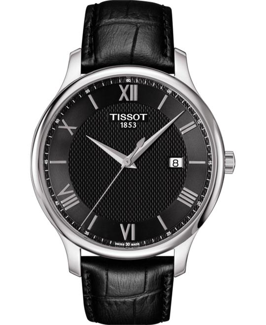 TISSOT T063.610.16.058.00 TRADITIO Watch 42mm