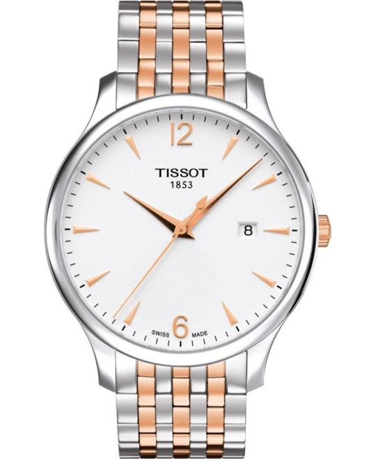 Tissot T063.610.22.037.01 Tradition Watch 42mm