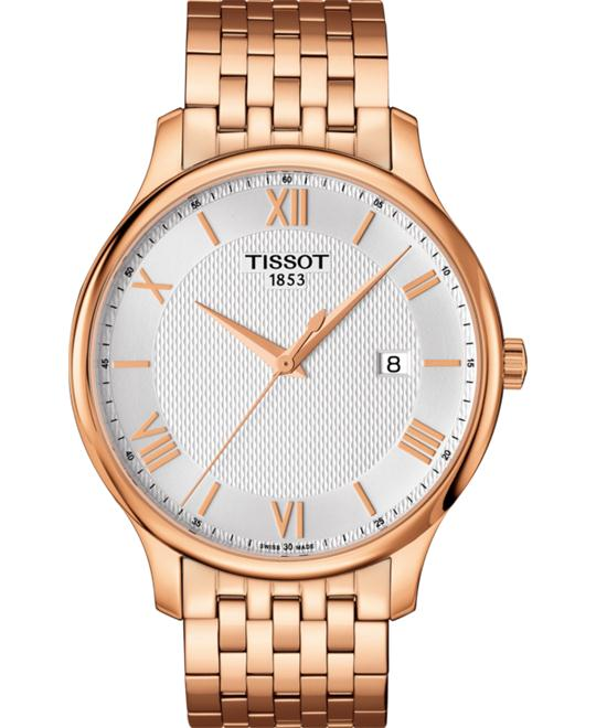 Tissot Tradition T063.610.33.038.00 Watch 42mm