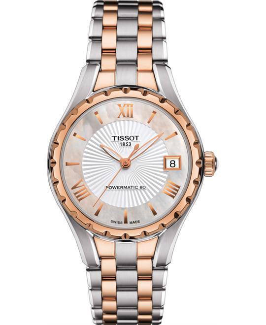 đồng hồ nữ TISSOT LADY T072.207.22.118.01 POWERMATIC 80 Watch 34mm
