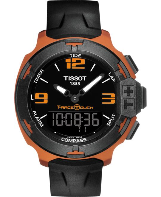 TISSOT T-RACE T081.420.97.057.03 TOUCH ALUMINIUM 42mm