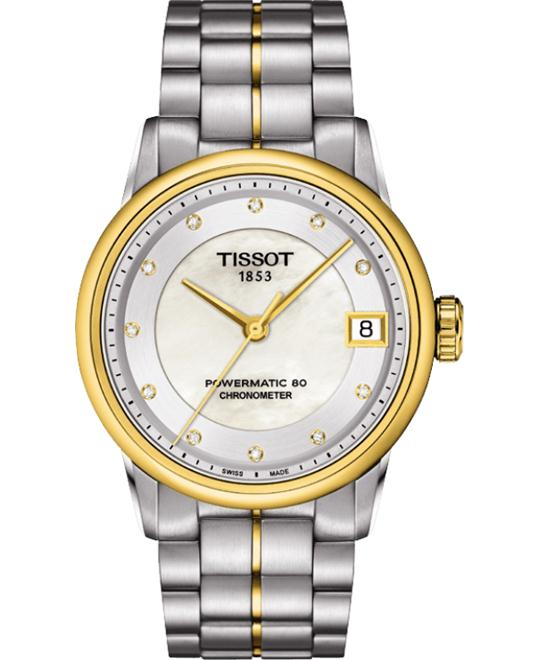 dong ho Tissot Luxury T086.208.22.116.00 Watch 33mm