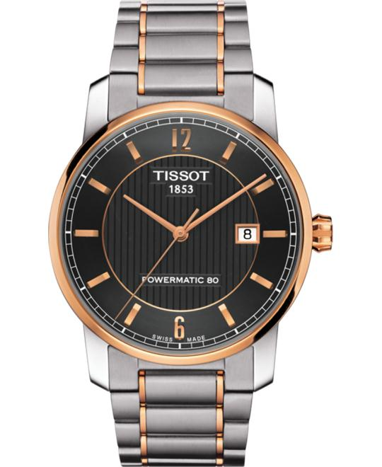 dong ho TISSOT LUXURY T087.407.55.067.00 AUTO GENT 40mm