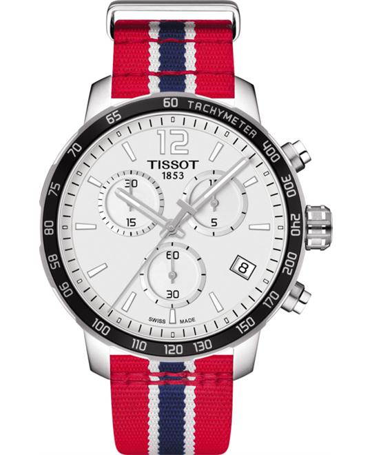 TISSOT QUICKSTER WASHINGTONT095.417.17.037.32  Watch 42mm