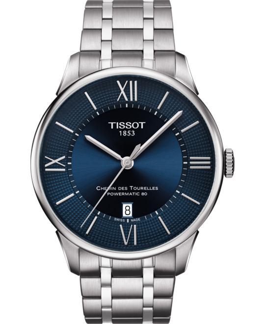 đồng hồ TISSOT CHEMIN T099.407.11.048.00 DES TOURELLES 42MM