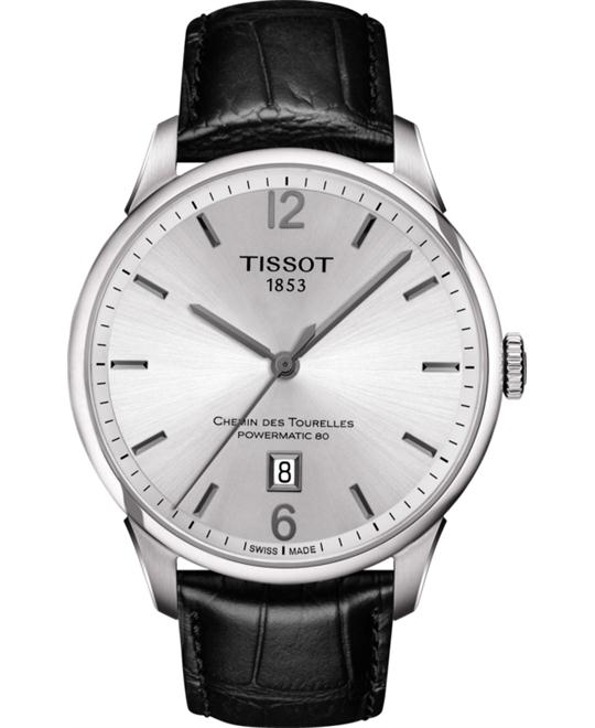 TISSOT CHEMIN T099.407.16.037.00 watch 42mm