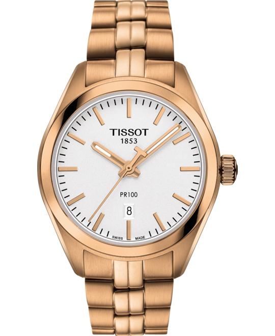 TISSOT PR 100 T101.210.33.031.01 LADY Watch 33mm