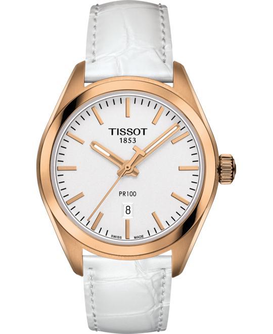 dong ho TISSOT PR 100 T101.210.36.031.01 LADY Watch 33mm