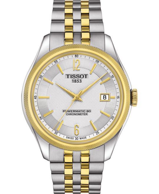dong ho TISSOT BALLADE T108.408.22.037.00 Auto Watch 39x41mm