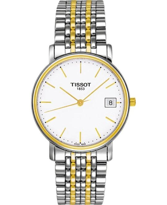 Tissot T-Classic T52.2.481.31 Desire Watch 34mm