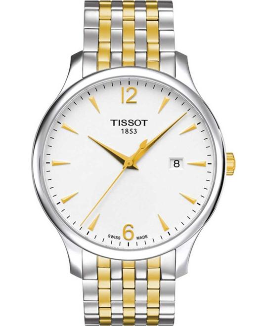 Tissot T063.610.22.037.00 Tradition Watch 42mm
