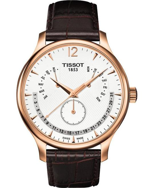 TISSOT T063.637.36.037.00 Tradition Watch 42mm