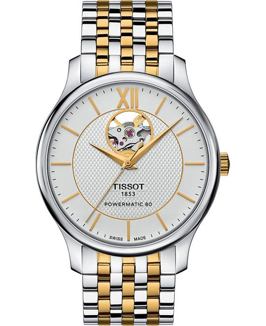 dong ho Tissot Tradition T063.907.22.038.00 Watch 40mm