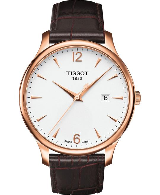 Tissot Tradition T063.610.36.037.00 Watch 42mm