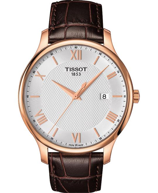Tissot Tradition T063.610.36.038.00 Gents Watch 42mm