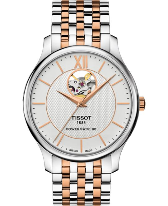 Tissot Tradition T063.907.22.038.01 Powermatic 80 Watch 40mm