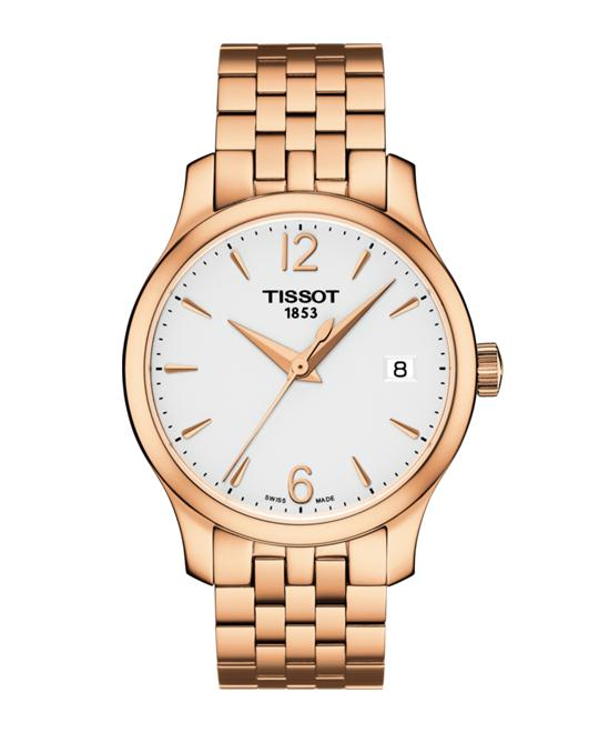 Tissot T063.210.33.037.00 Tradition Watch 33mm