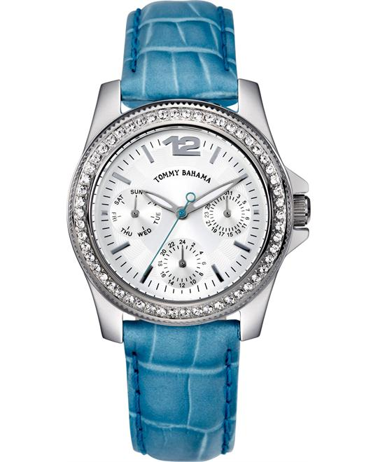 Tommy Bahama New Yorker Multifunction Watch 38mm