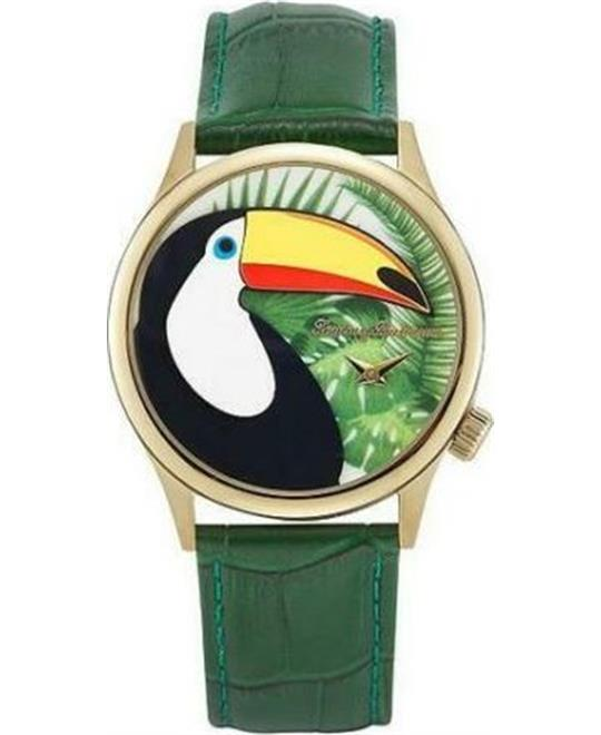 Tommy Bahama Toucan in Paradise Watch 41mm