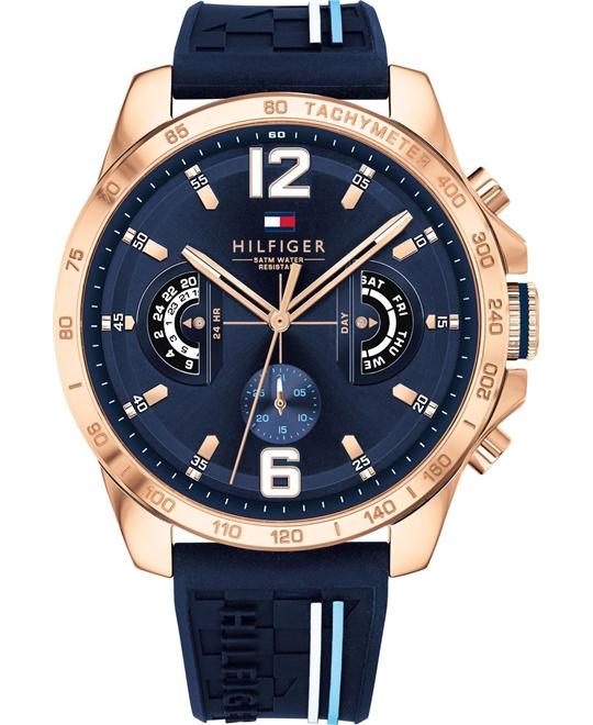 Tommy Hilfiger Decker Casual Multicolored Watch 46mm