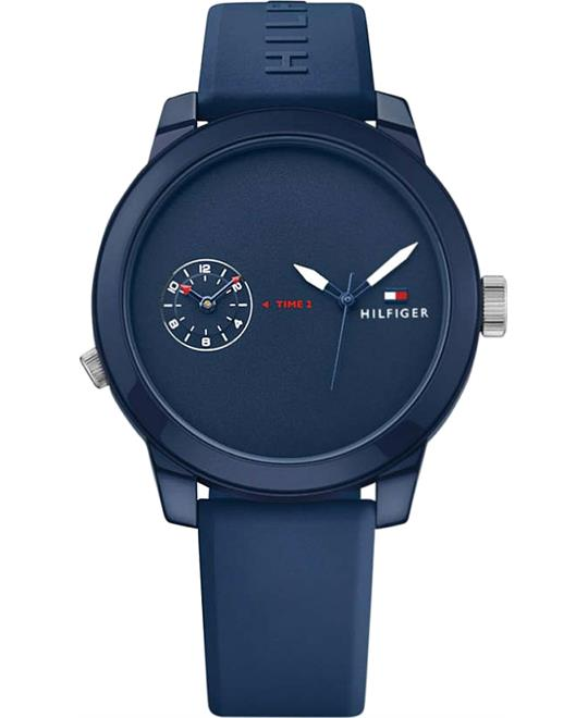 Tommy Hilfiger Denim Quartz Watch 44mm
