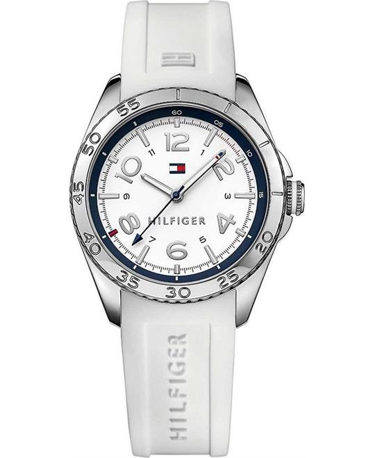 Tommy Hilfiger Lizzie White Watch 34mm
