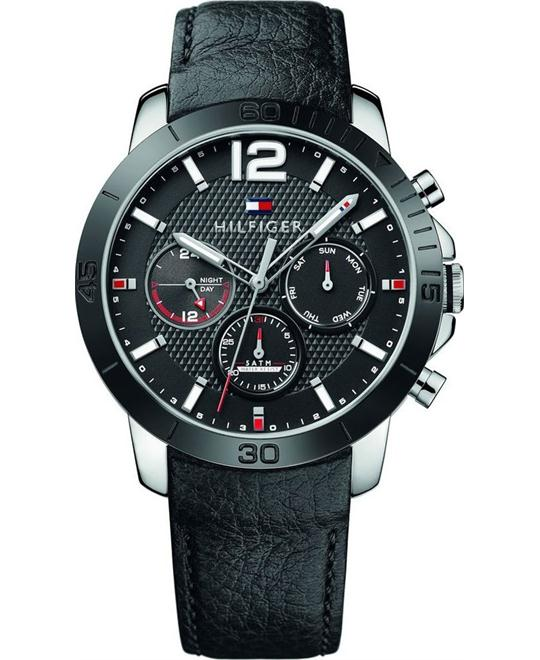 Tommy Hilfiger Sophisticated Sport Black Watch 44mm