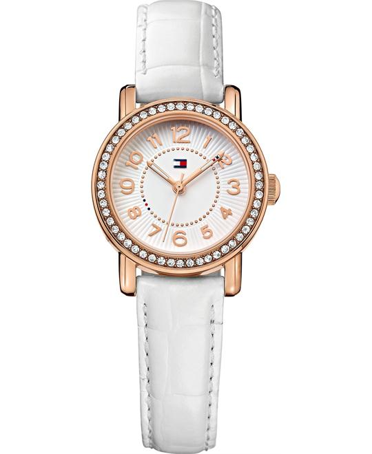 Tommy Hilfiger Women's Quartz White Watch 28mm