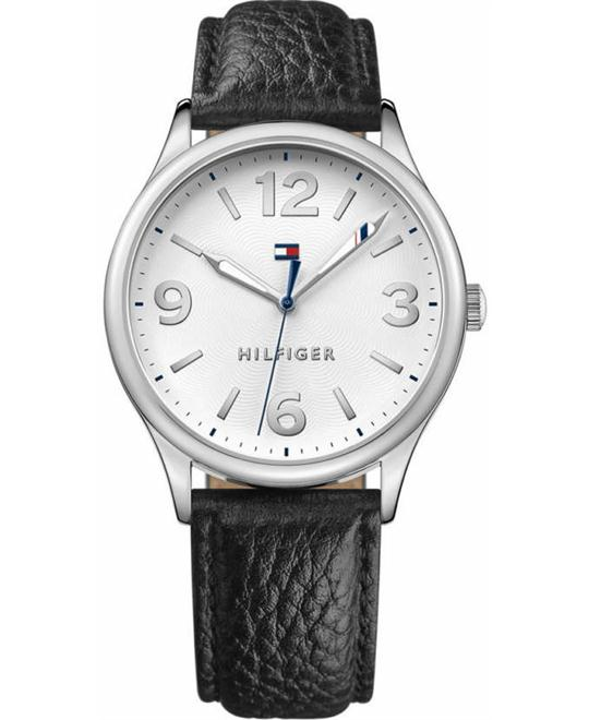 Tommy Hilfiger Womens  White Dial Watch 38mm