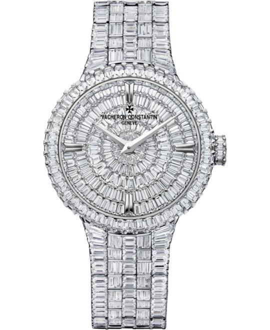 dong ho nu Vacheron Constantin TRADITIONNELLE 25761/QA1G-9945 HIGH JEWELLERY SMALL 30MM