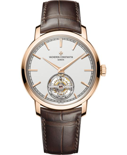 TRADITIONNELLE 6000T/000R-B346 TOURBILLON 41mm