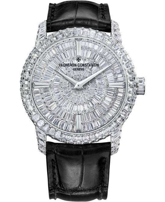TRADITIONNELLE 82760/000G-9852  HIGH JEWELLERY 40mm