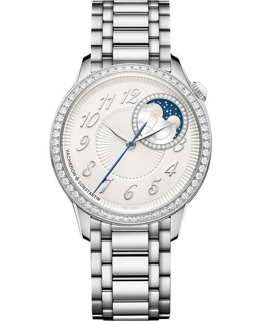 đồng hồ nữ sang trọng Vacheron Constantin 8005F/120A-B497 Egérie Moon Phase 37mm