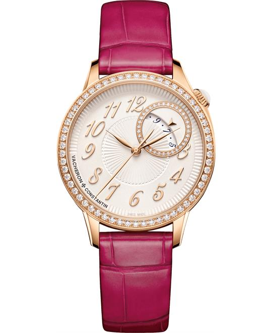 đồng hồ nữ sang trọng Vacheron Constantin Egérie 4605F/000R-B496 Watch 35mm