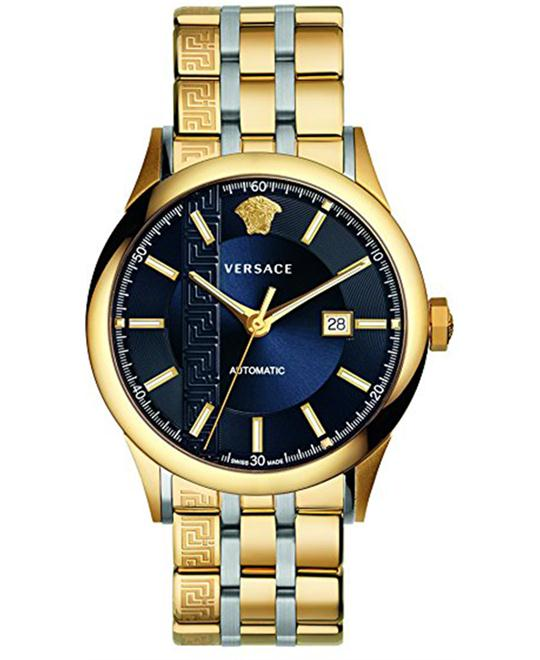 Versace Aiakos Automatic Watch 44mm