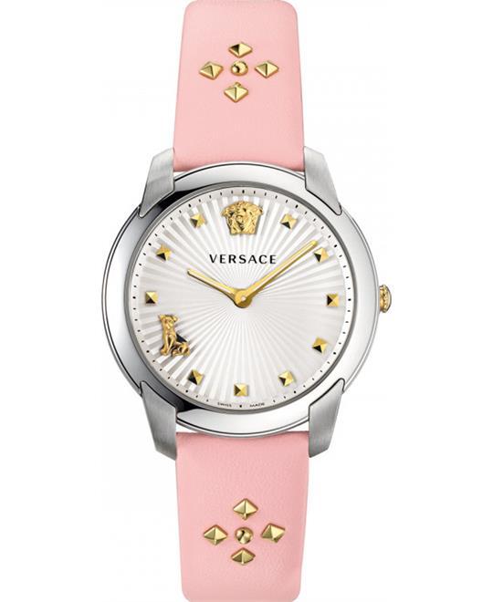 đồng hồ Versace Audrey V. Pink Watch 38mm