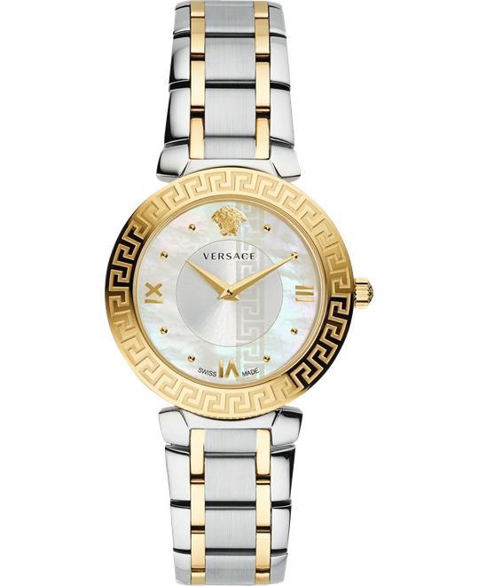đồng hồ Versace DAPHNIS Swiss Quartz Watch 35mm