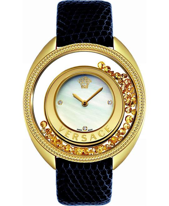 Versace Destiny Precious Black Watch 40mm