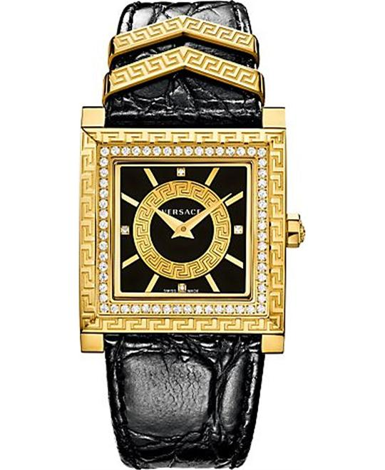 Versace DV-25 Limited 100 Swiss Watch 30mm