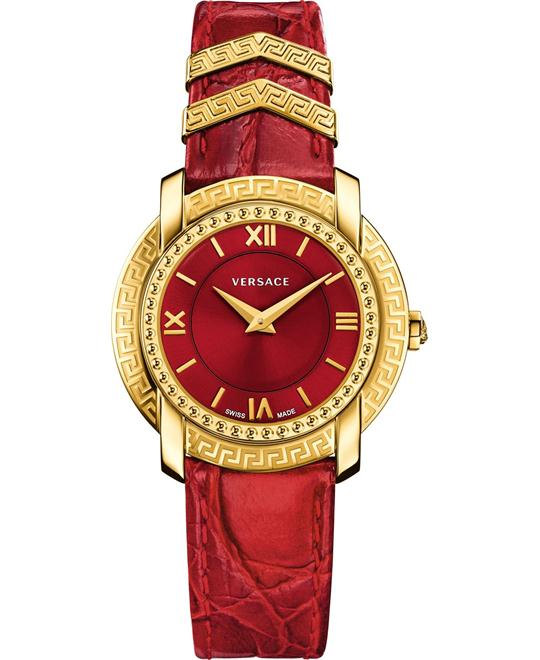 Versace DV-25 Round Lady Watch 36mm