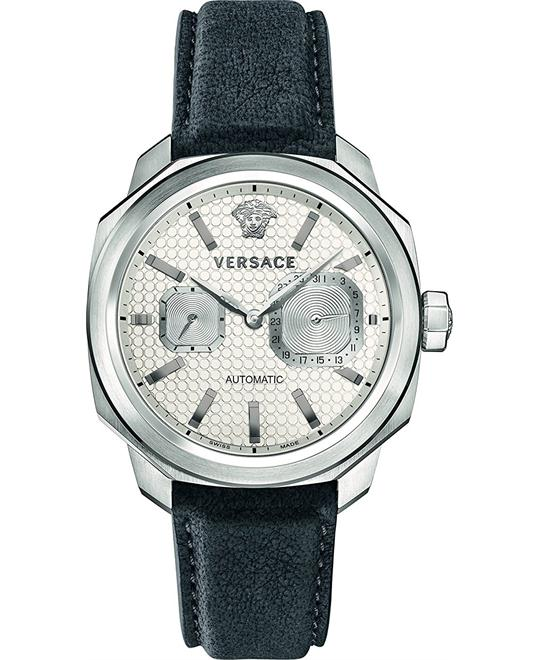 VERSACE Dylos Automatic Grey Watch 42mm